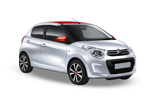 abba rentals car hire corfu citroen c1 airscape