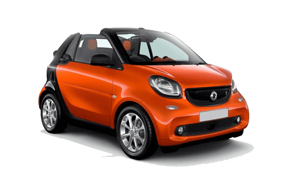 abba rentals car hire corfu smart for two