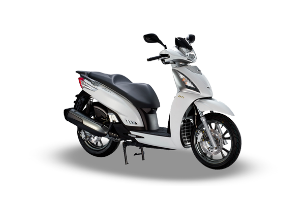 abba rentals scooter hire corfu kymco people gti cbs 125