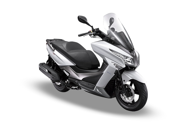 abba rentals scooter hire corfu kymco xtown