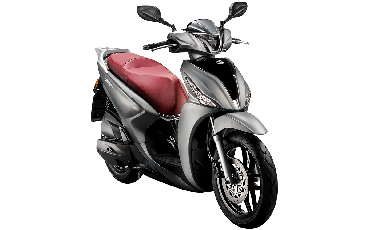 kymco people s scooter hire corfu