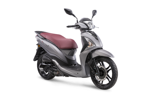 abba rentals scooter hire corfu sym symphony st